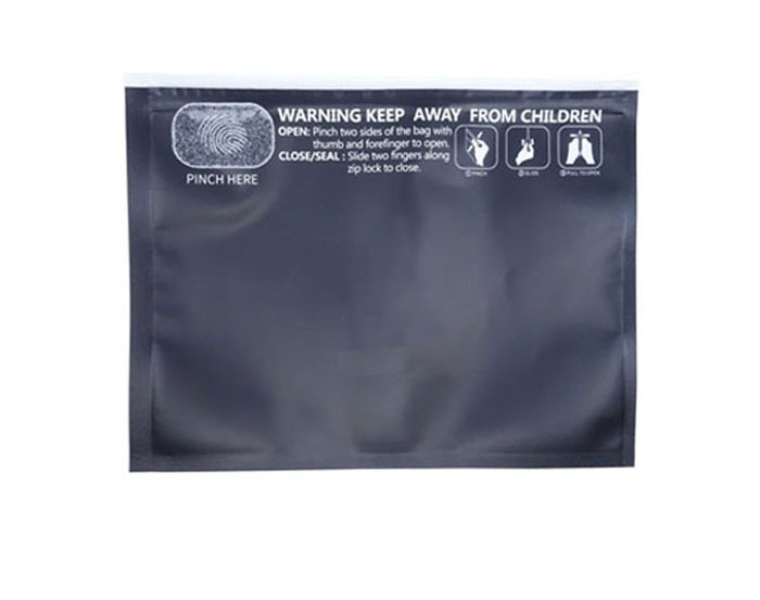 Large Child Resistant Exit Bags
