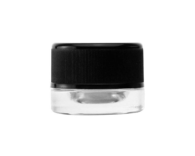 5ml Child Resistant Concentrate Glass Jars