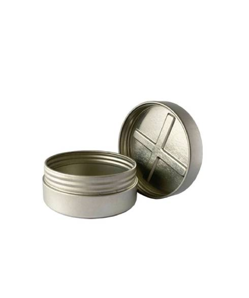 2OZ CHILD RESISTANT TINS
