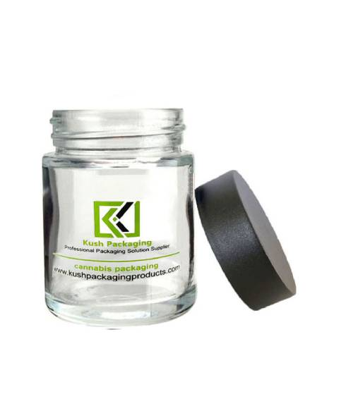 Child Resistant Glass Jars