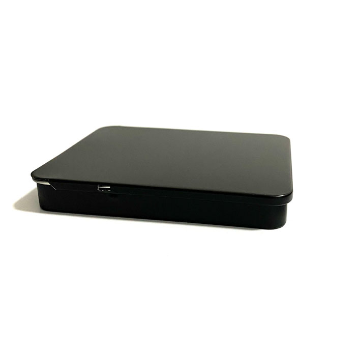 Childproof Tin Box For 5PCS 0.5g Preroll
