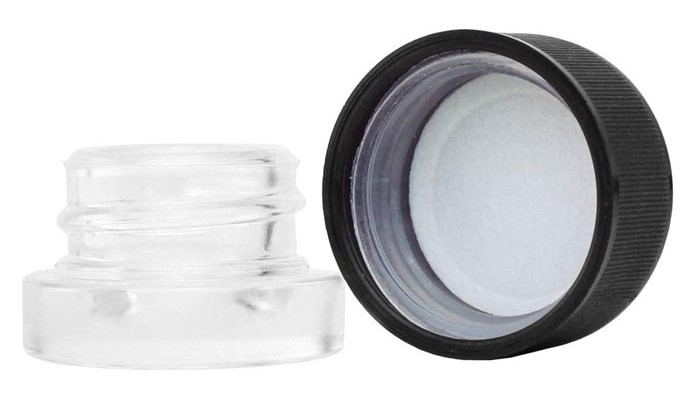 5ml child resistant concentrate glass