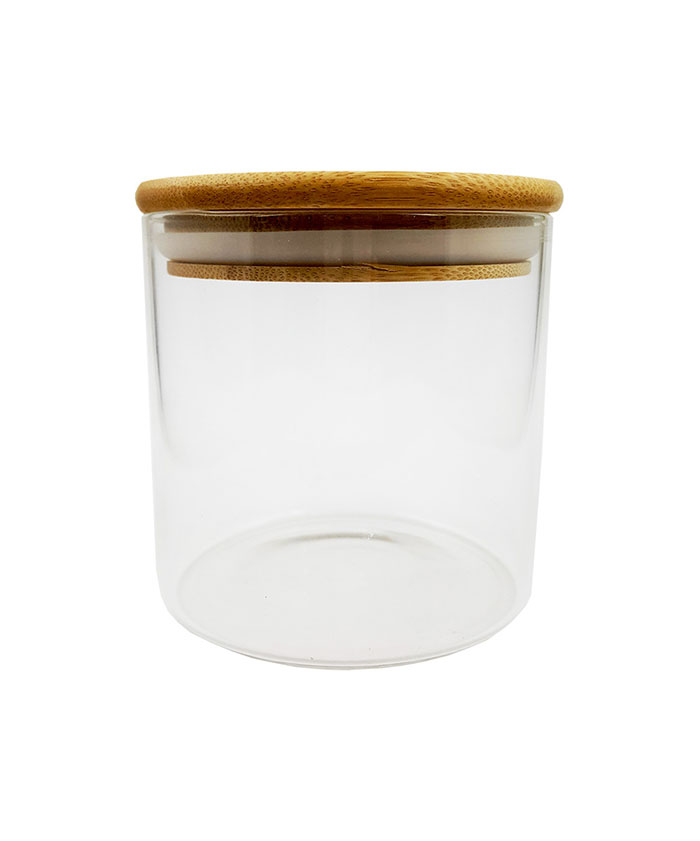 Borosilicate Glass Jars