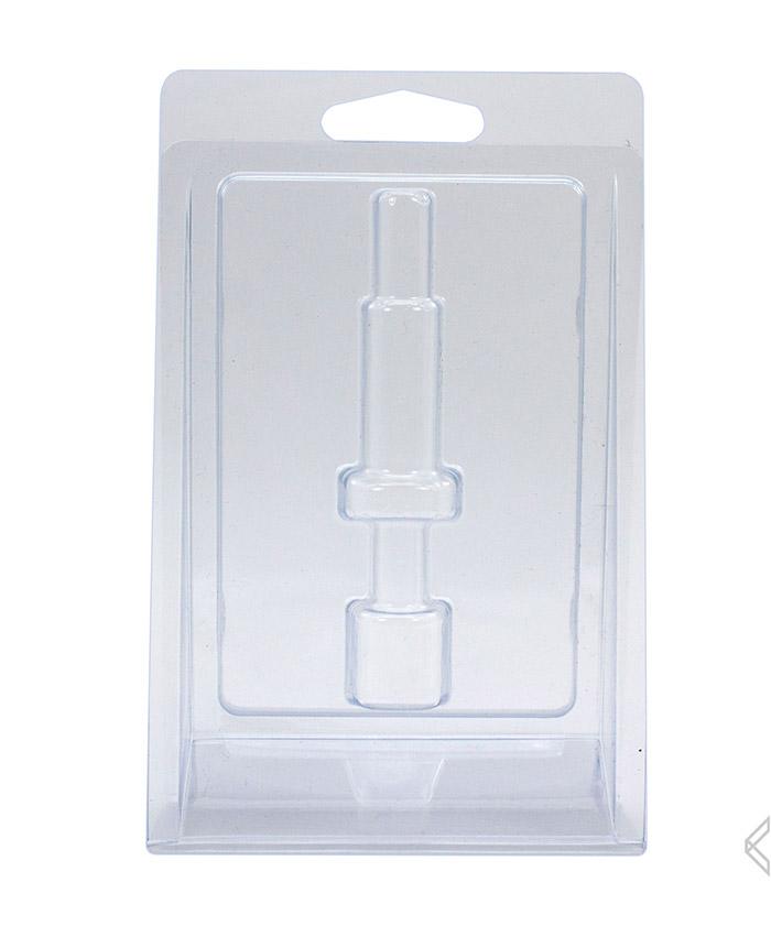 1ml Glass Syringe Clamshell Blister Packs