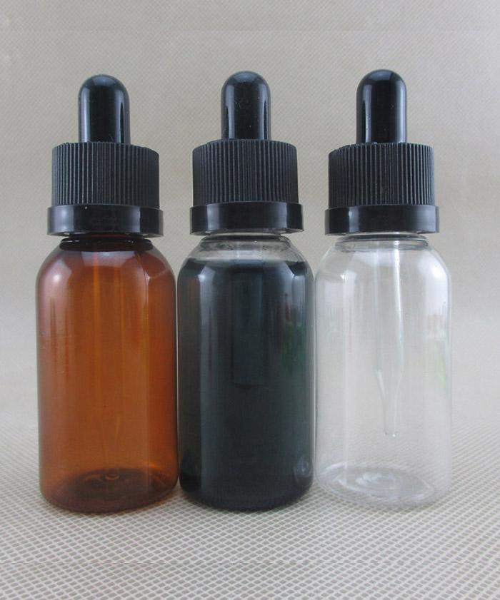 PET Dropper Bottles