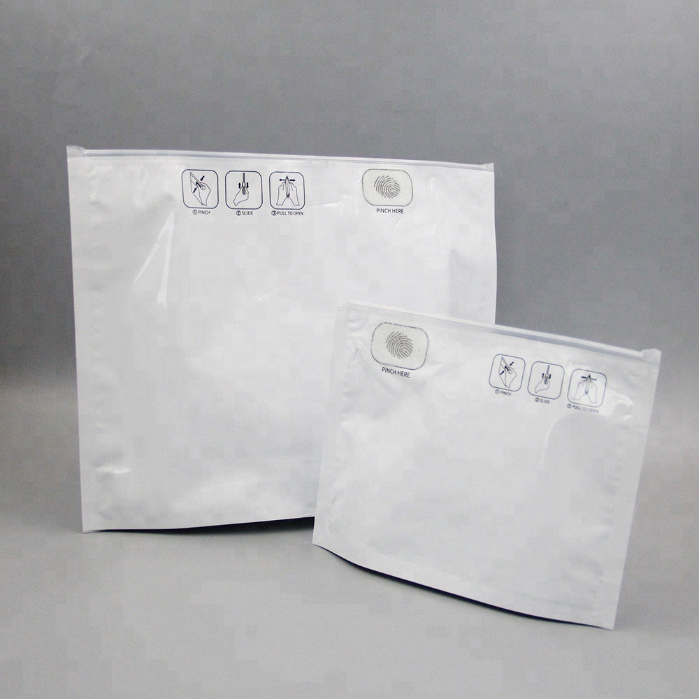 Large Pinch N CR Exit Bags