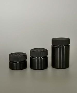 Child Resistant PET Jars