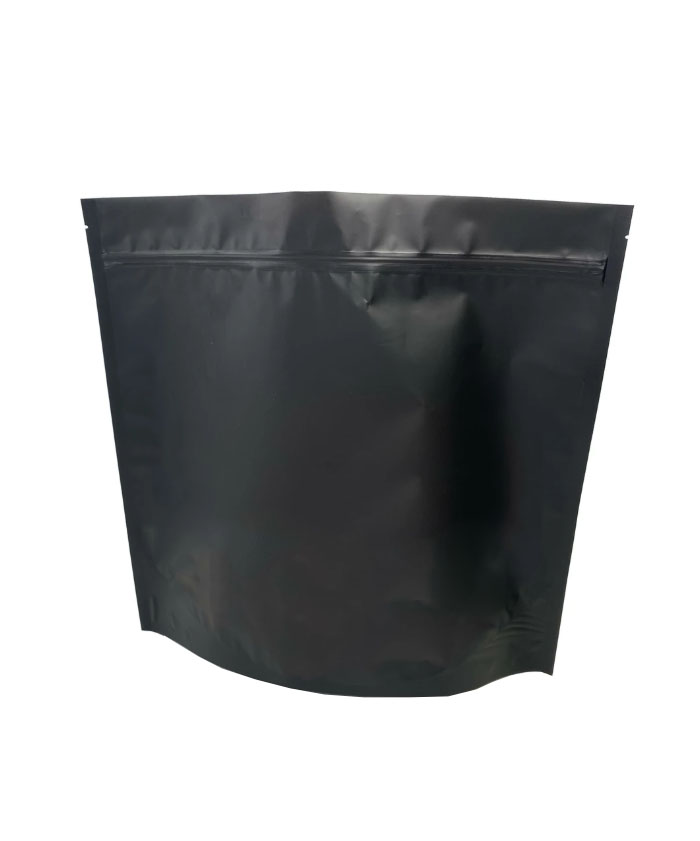 1LB Plain Smell Proof Mylar Bags