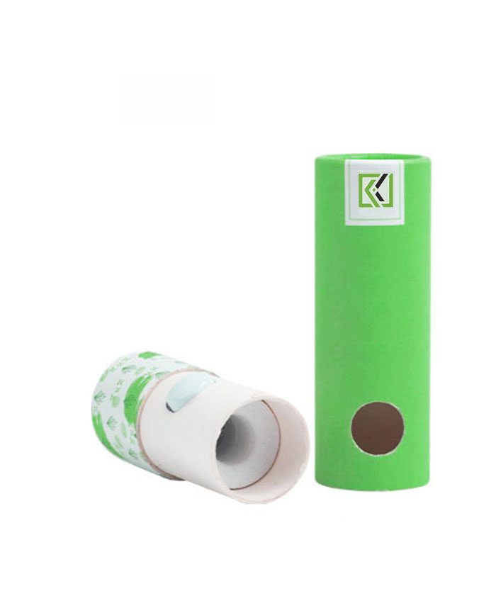 Child Resistant Vape Cartridge Paper Tube