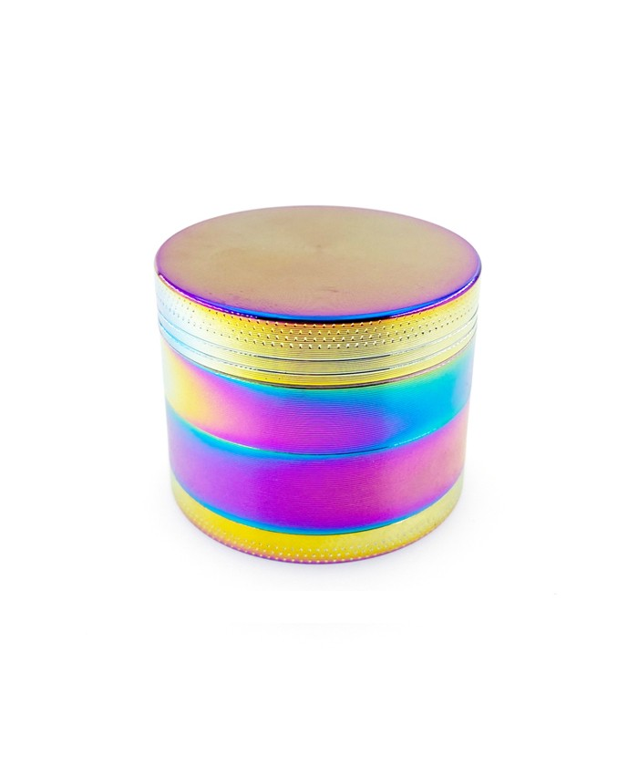 Rainbow 4 Piece Metal Grinder