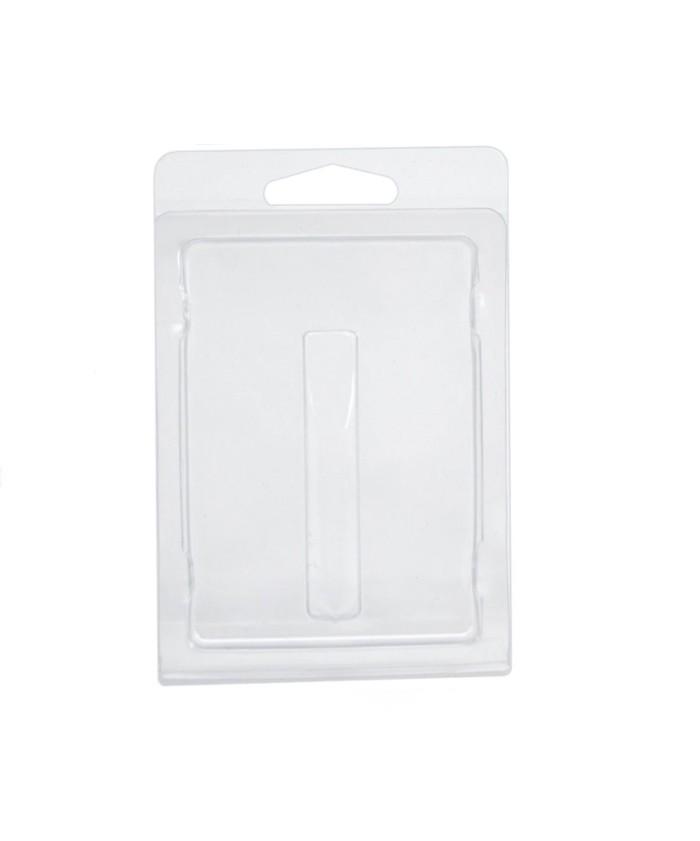 1ml Vape Cartridge Clamshell Blister Packs