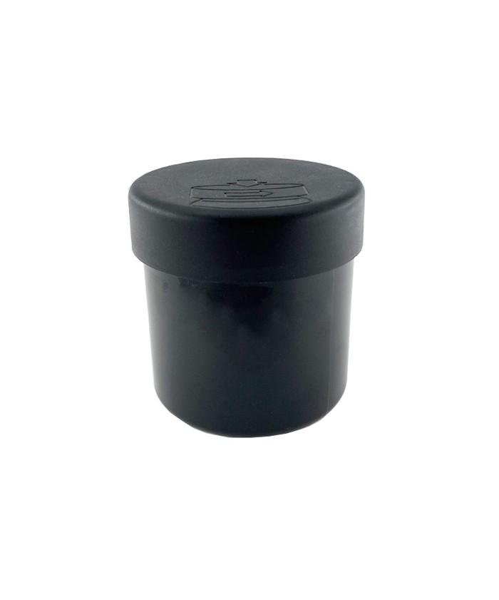 3oz Straight Sided PET Plastic Jar Child Resistant lid