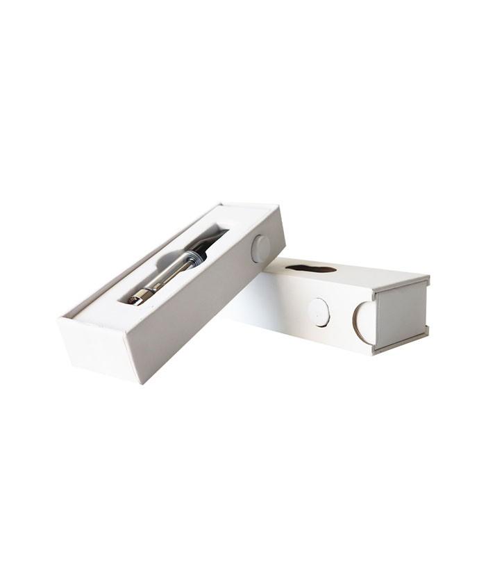 child resistant paper box for vape cartridge packaging